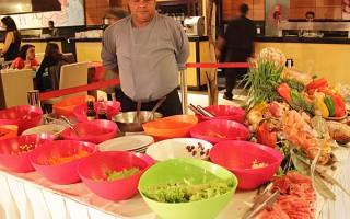 Restaurante Vila Galé Marés ©Viagensa4