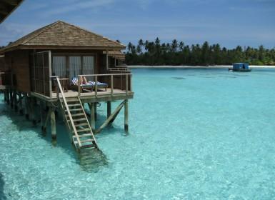 A nossa Jacuzzi water villa Maldivas @viagensa4