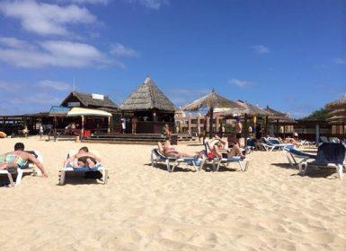 Bar de Praia – Riu Funana ©Viagensa4