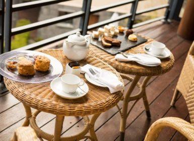 Choupana Hills@viagensa4  Tea time