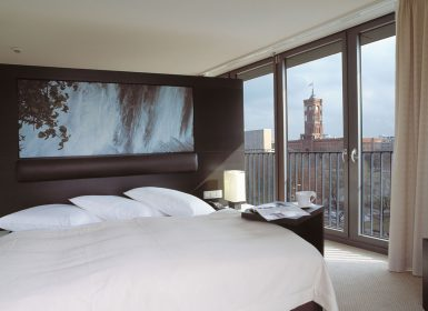 Junior-Suite Radisson Blu Berlim @viagensa4