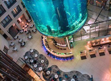 Aquadome Berlim @viagensa4
