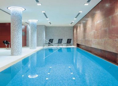 Radisson Blu Berlim | piscina | @viagensa4