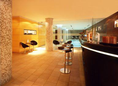 Radisson Blu Berlim | Spa bar | @viagensa4