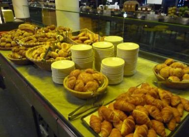 Radisson Blu Berlim | pequeno-almoço | @viagensa4
