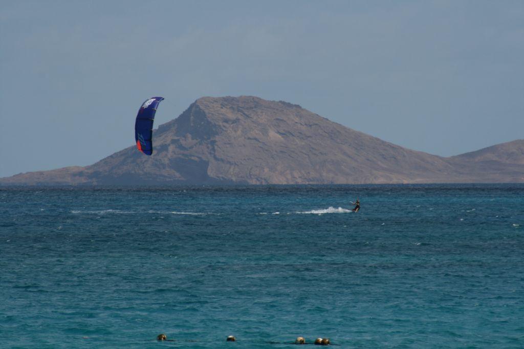 Vento final de tarde – Cabo Verde | ilha do Sal ©Viagensa4