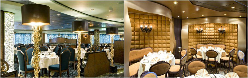 Restaurantes | MSC Splendida | @viagensa4