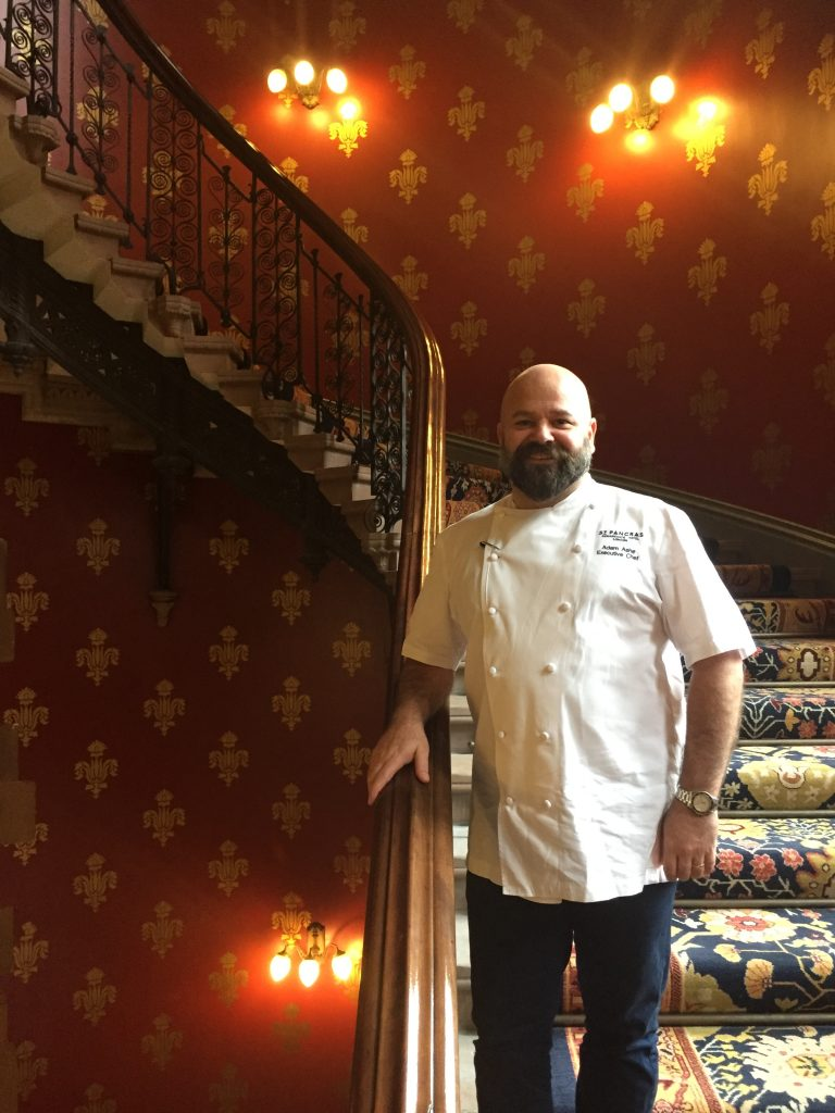 Executive Chef Adam Ashe