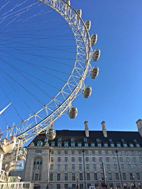 River cruise London Eye 2 @viagensa4