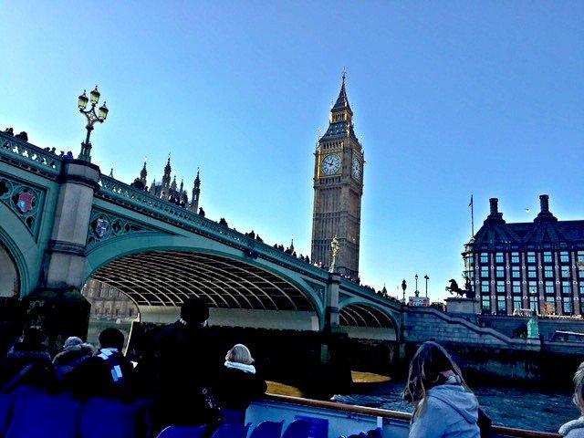 River cruise London Eye 3 @viagensa4