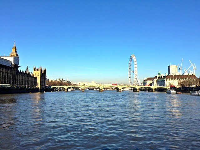 River cruise London Eye 4 @viagensa4