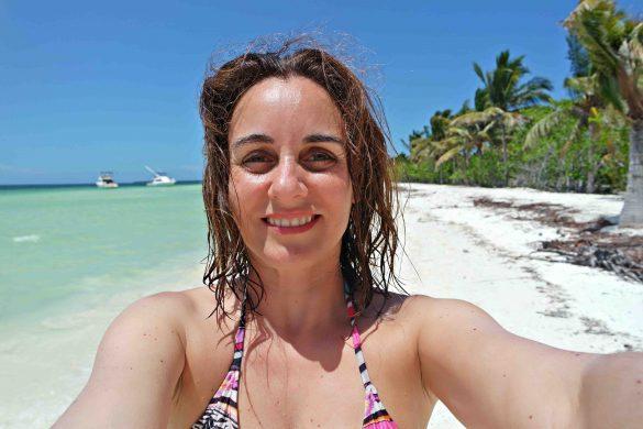 Cayo Blanco, mais tropical é difícil!
