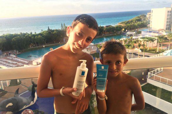 Passatempo | 10 KITS  La Roche-Posay Anthelios XL gel Wet Skin