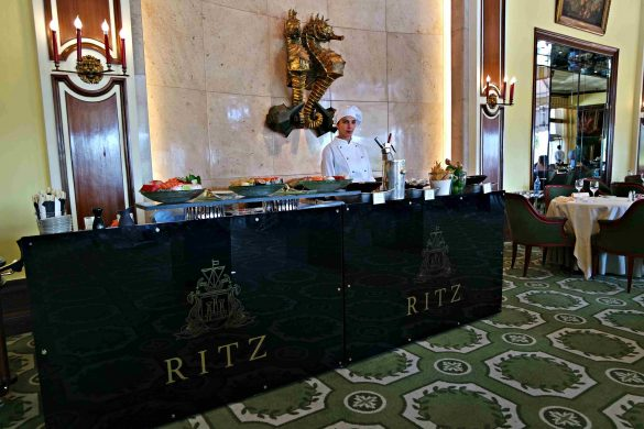 Brunch |  Ritz Four Seasons Hotel Lisboa