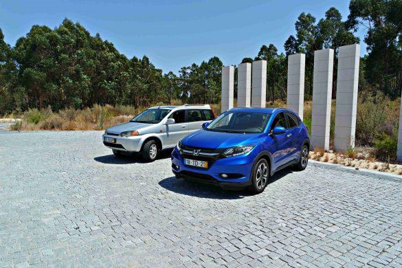 Ensaio Honda HR-V | Design moderno e…qualidade!