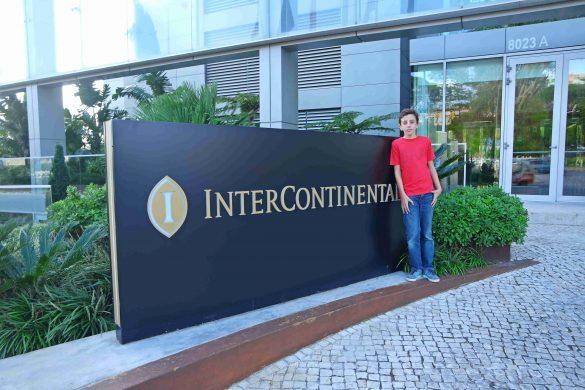InterContinental Estoril | Janela aberta para o Atlântico