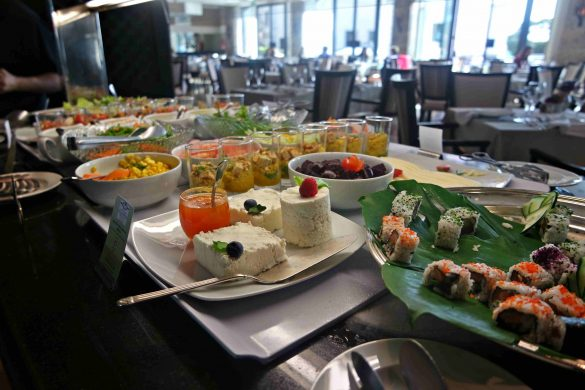 Brunch no Grande Real Villa Itália Hotel & Spa | Manjar dos Deuses!