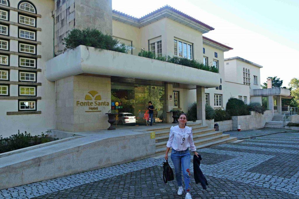 Hotel Fonte Santa - Termas de Monfortinho