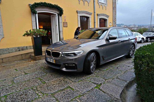 Nova BMW série 5 Touring | Tecnológica, elegante e desportiva!