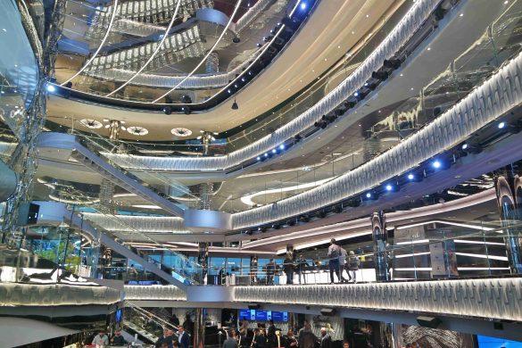 Conheça o novo e revolucionário navio MSC SEASIDE | 8 razões pelas quais não o pode perder!