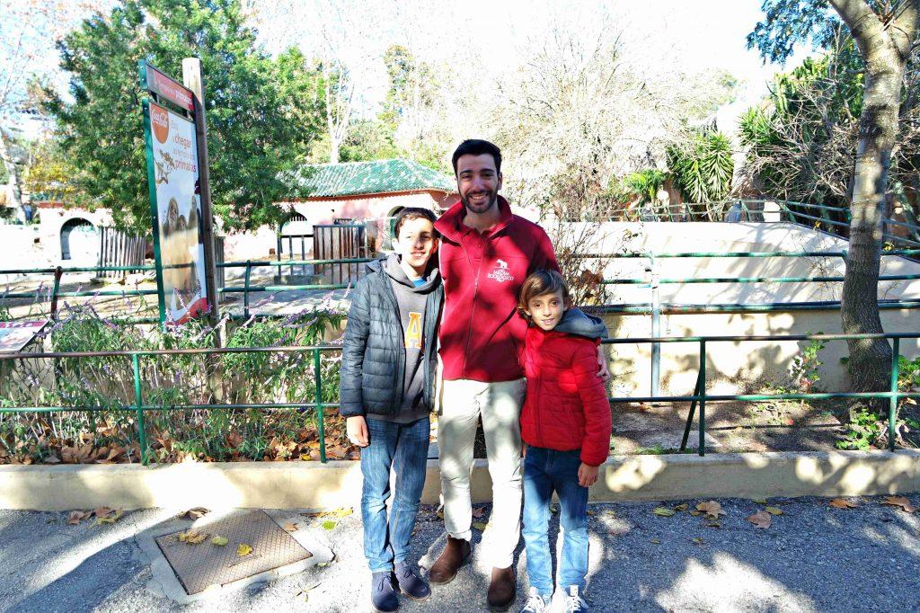 jardim zoológico de Lisboa, a melhor atividade em família