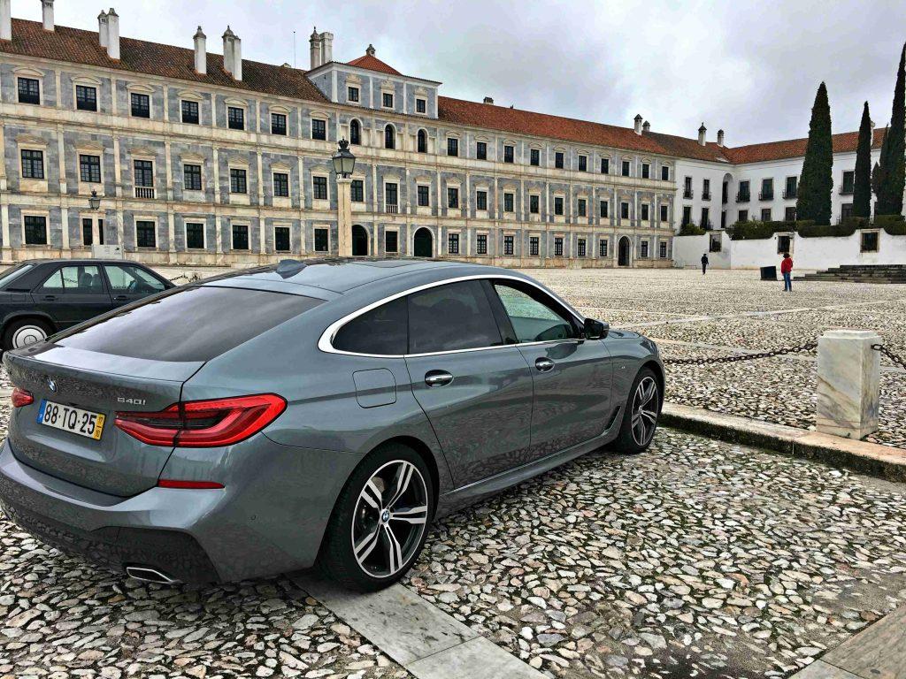 BMW série 6 Gran Turismo, fantástico
