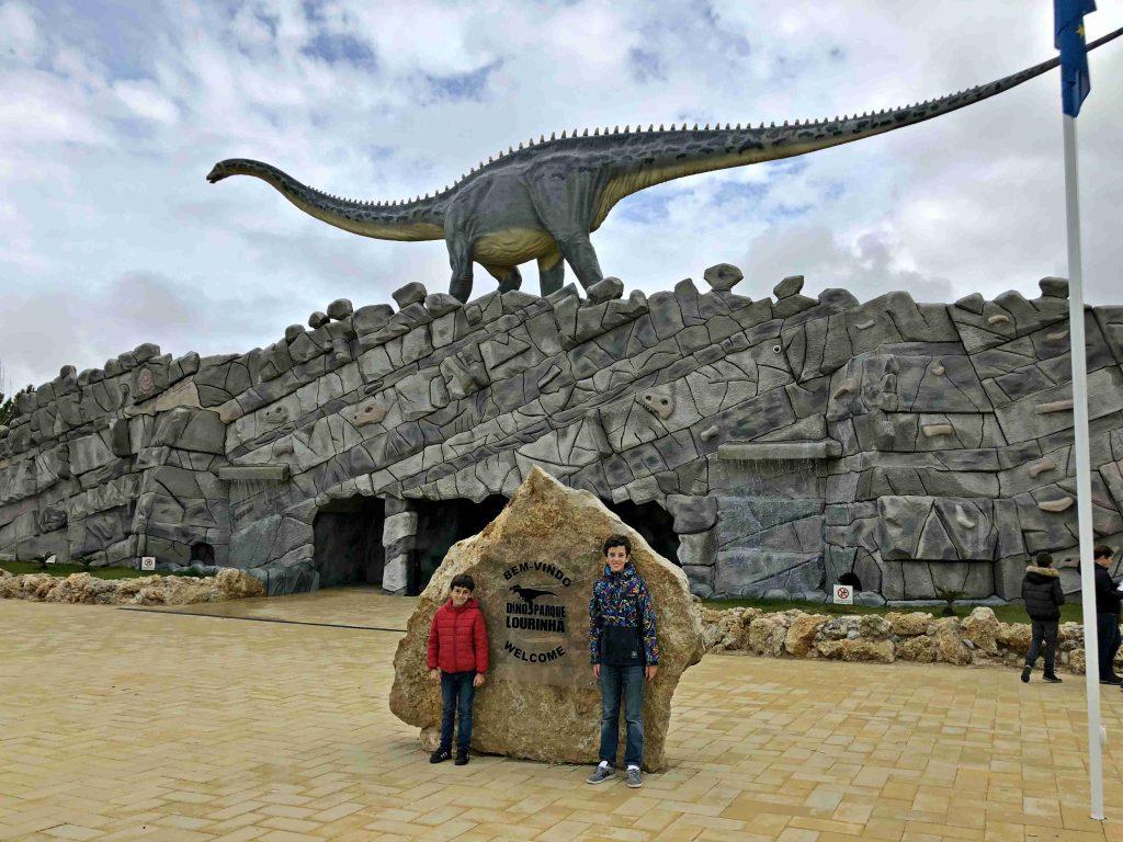 Visita ao Dinoparque, Hotel Golf Mar