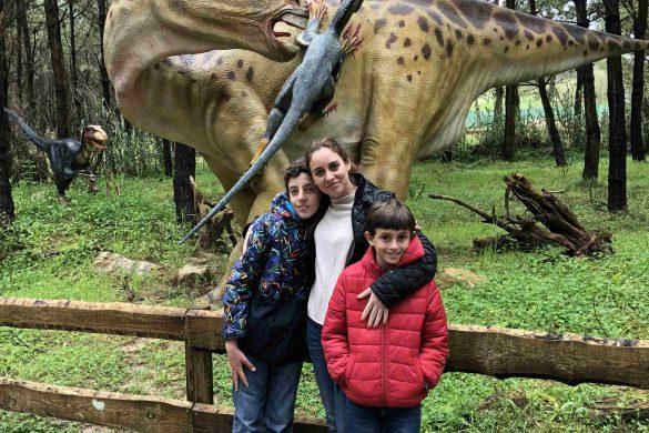 DINO PARQUE LOURINHÃ | Experiência para todas as idades…