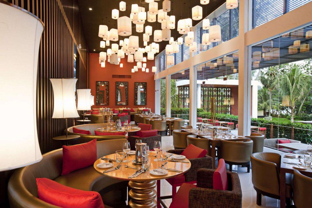 Restaurante Chu-da no Club Med Phuket