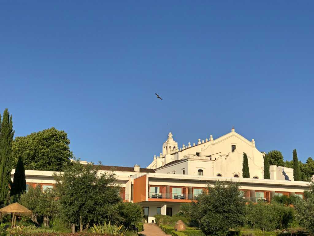 O magnifico Convento do Espinheiro