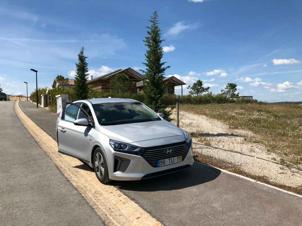 Hyundai Ioniq Plug-in, perfeito!