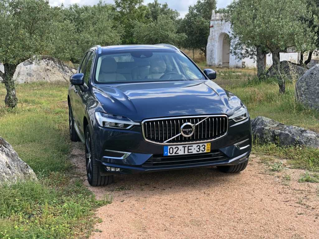 Volvo XC60 carro mundial do ano