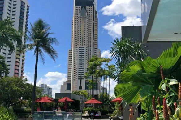 Amari Watergate Bangkok | Perfeito para explorar a cidade!