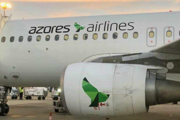 A Azores Airlines levou-nos literalmente até ao paraíso!