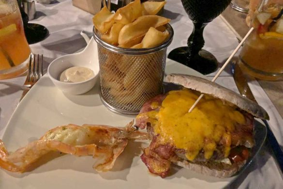 Pérgula Restaurante | O hambúrguer perfeito no Grande Real Santa Eulália Resort & Hotel Spa