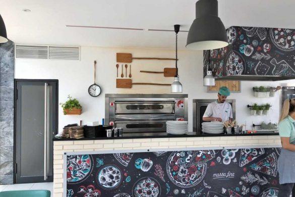Pizzaria Massa Fina | Na Vila galé, pois é…