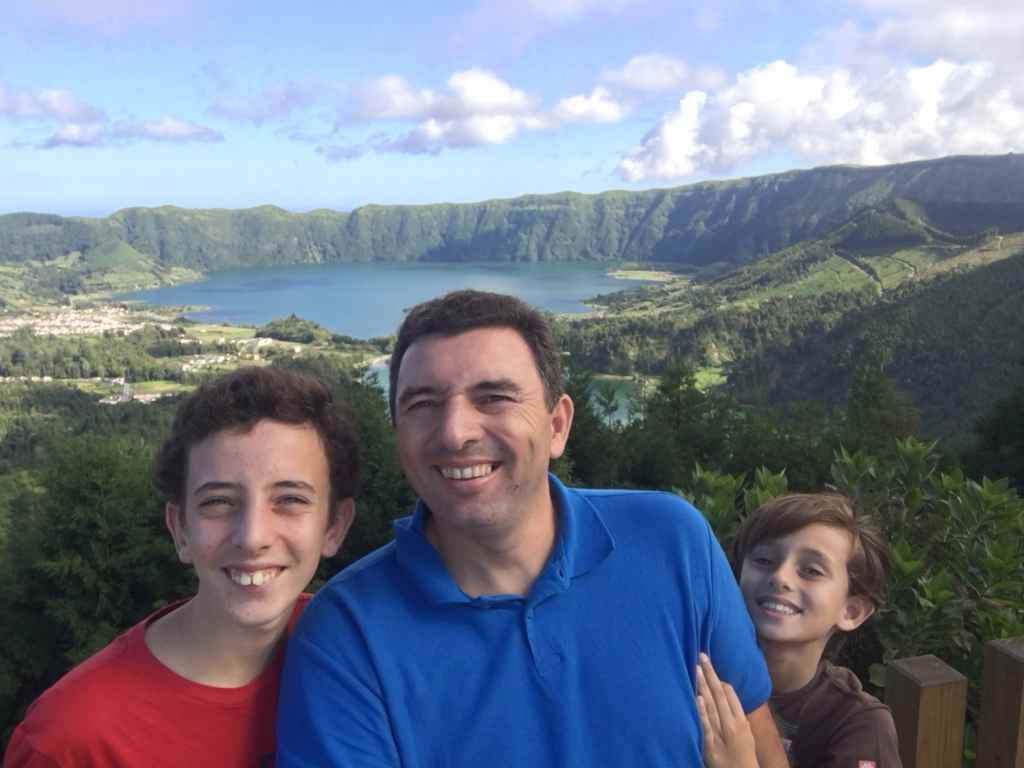 3 dias em São Miguel com crianças | Viagensa4 em viagem