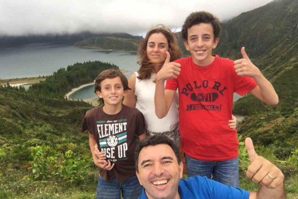 3 dias em São Miguel com crianças | paraíso verde!