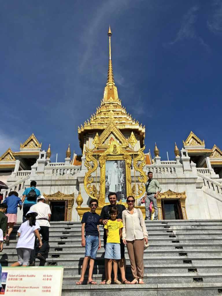 3 Templos em Banguecoque que não pode perder!