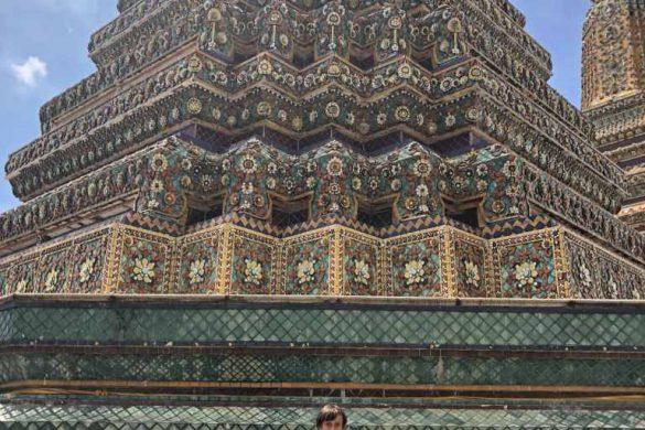 3 Templos em Banguecoque…com crianças!