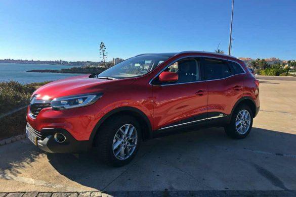 Renault Kadjar, um SUV à Portuguesa!