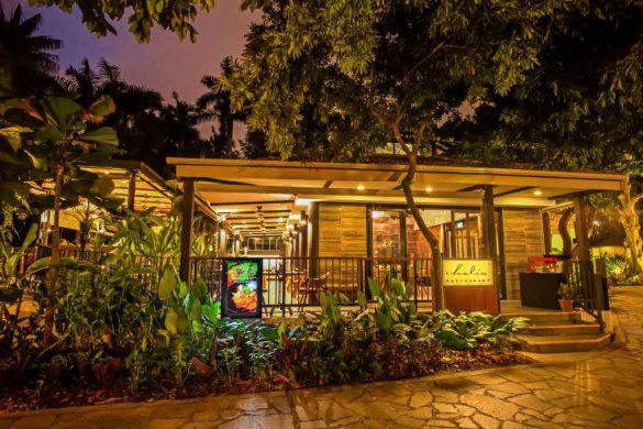 The Halia   O privilégio de um restaurante em pleno jardim botânico de Singapura
