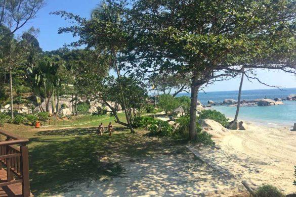 Angsana Bintan | Relaxe e deixe-se levar, vai adorar 💙