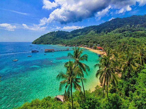 5 destinos de sonho perto de Singapura (ficam na Malásia) e não precisam de avião para lá chegar!