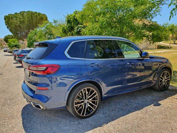 BMW X5, perfeito para famílias e… devoradores de Km!